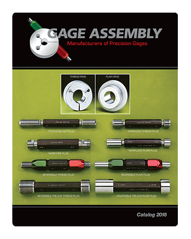 gage assembly product catalog 2018